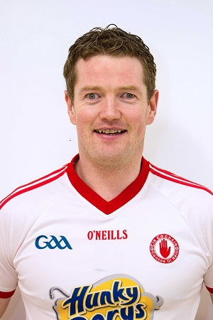 Tyrone Legend Pascal McConnnell retires