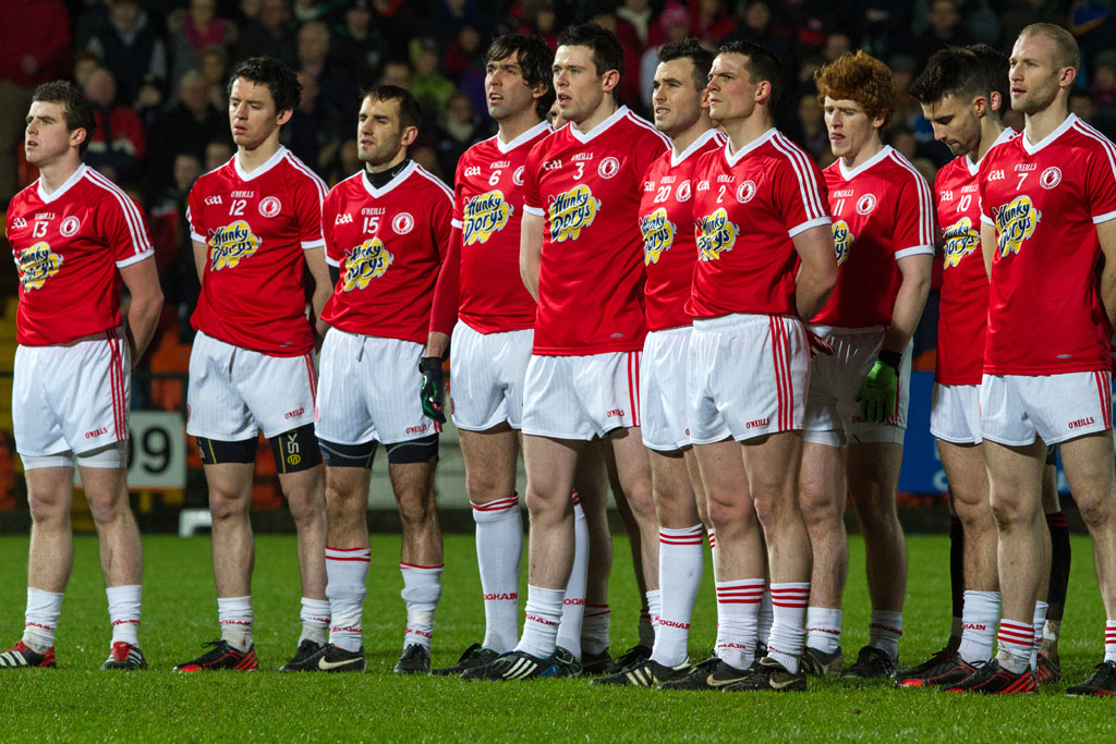 Tyrone McKenna Cup Panel 2014
