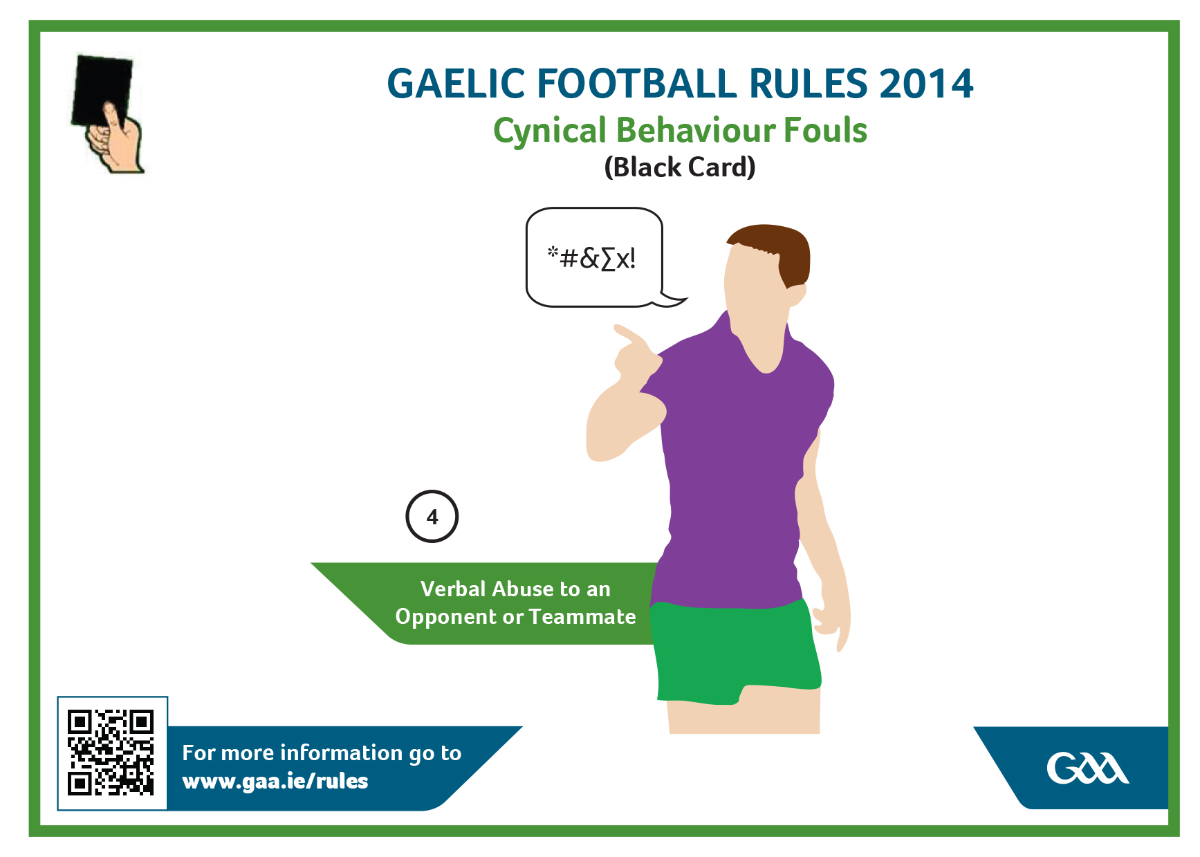 New Playing Rules 2014