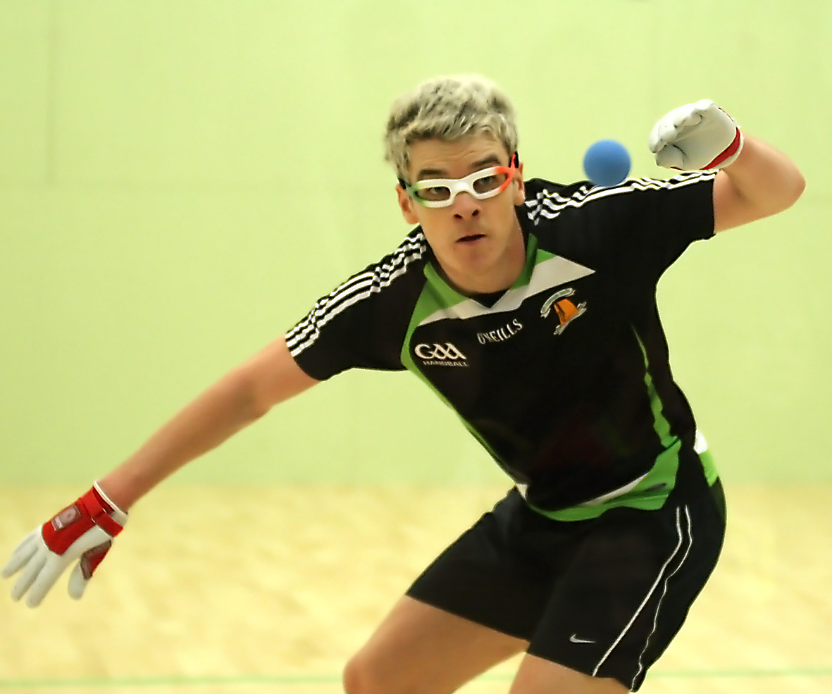 Major action in Tyrone GAA Handball Championships
