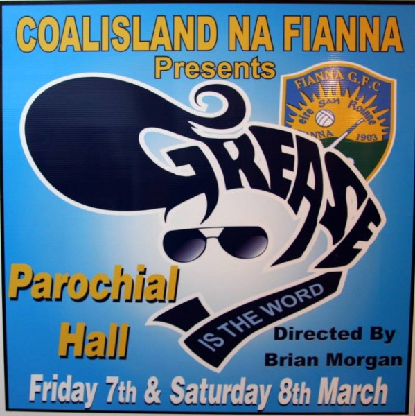 Coalisland Fianna present Grease - 7th and 8th March ...