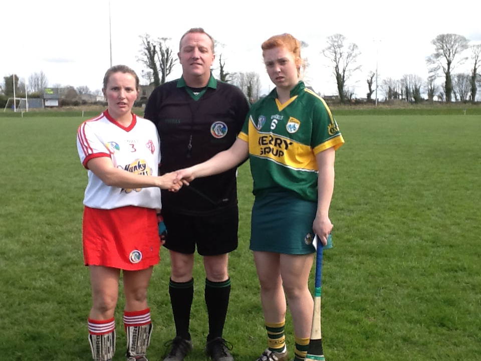 Kerry V Tyrone NCL Division 4