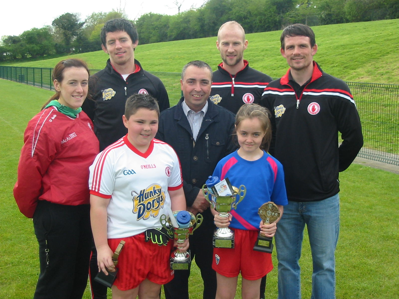 Strabane Sigersons G.A.A. Easter Coaching Camp