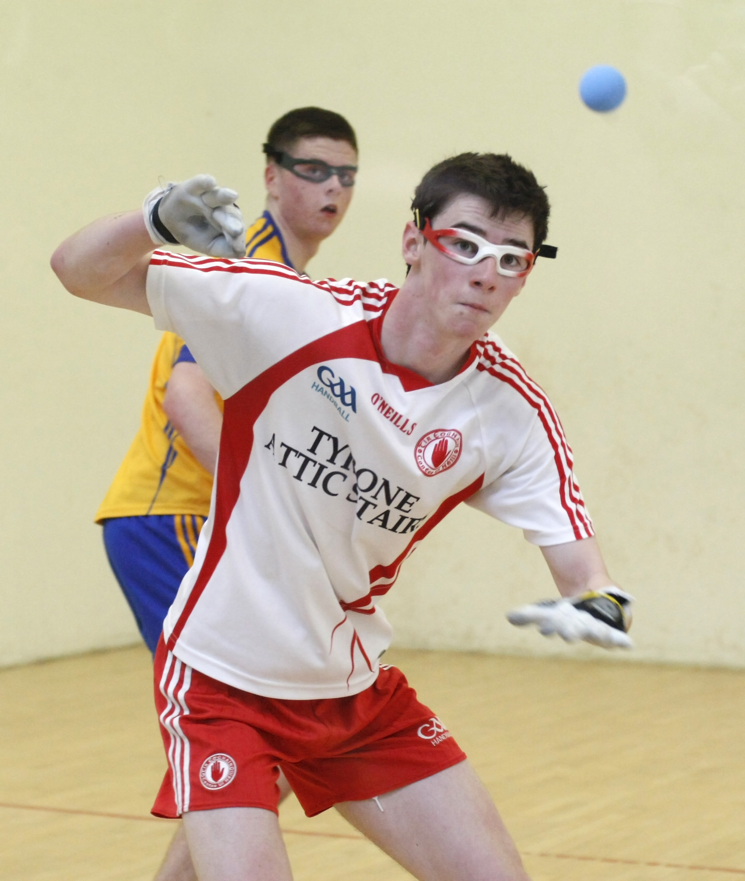 Tyrone hold major aces in Irish Junior Nationals in Clare