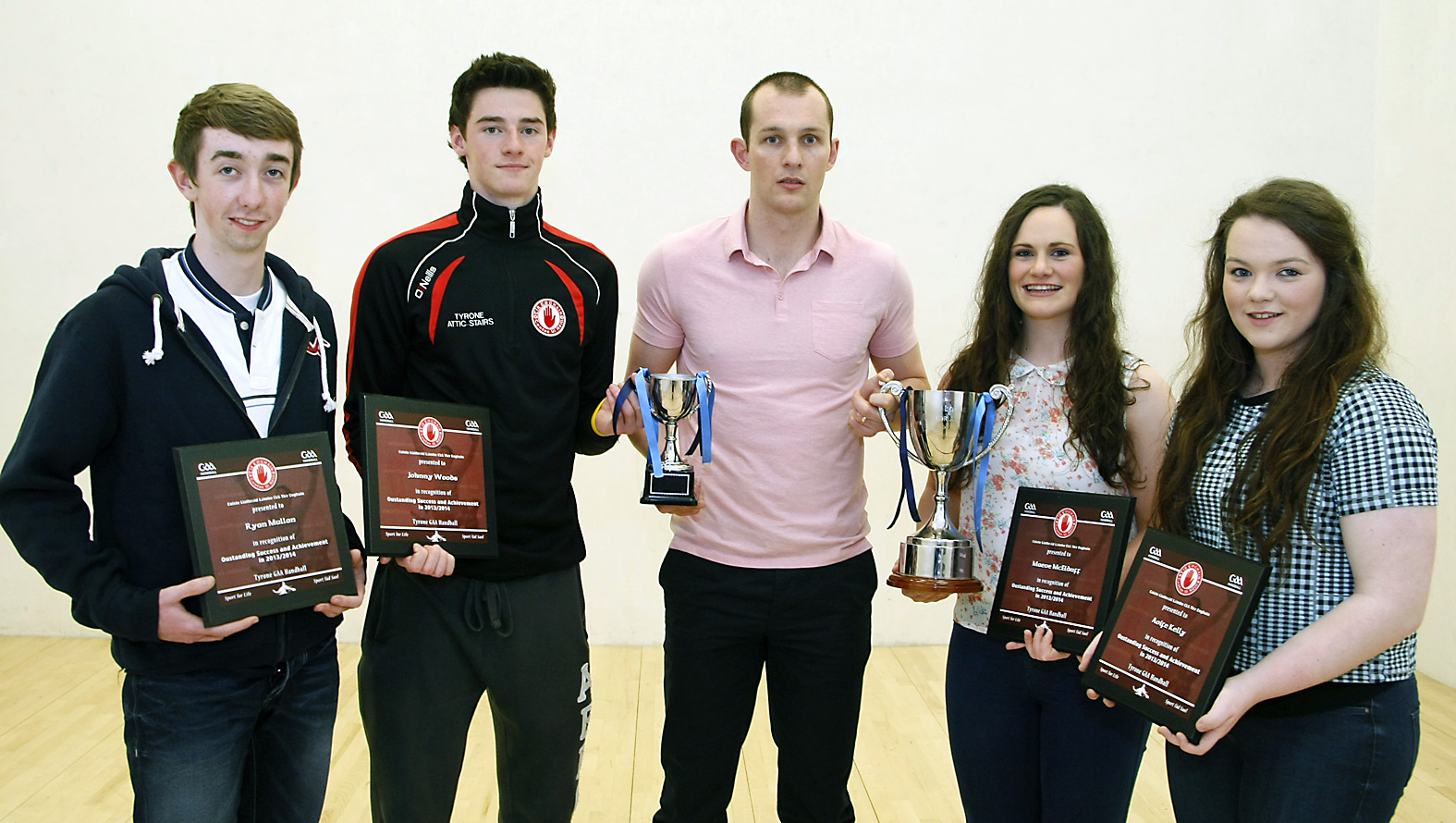 Tyrone GAA Handball celebrate outstanding year of success