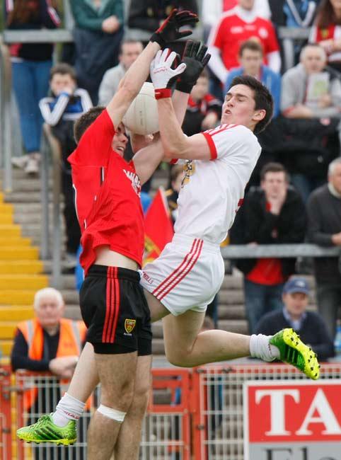 Ulster Minor Championship Tyrone 1-18 Down 2-6