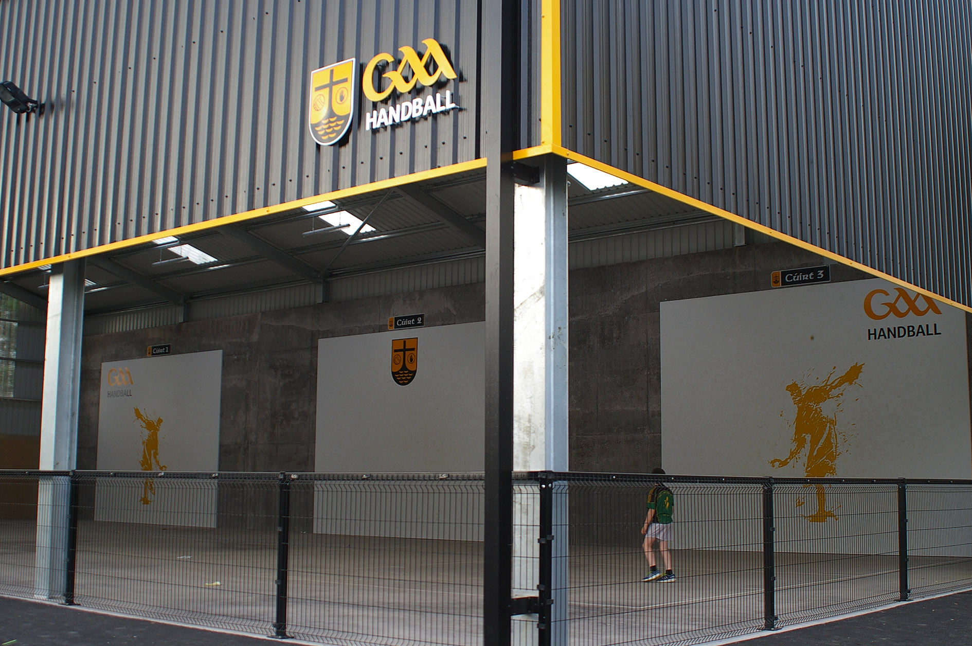 Loughmacrory launch new Covered One Wall Facility