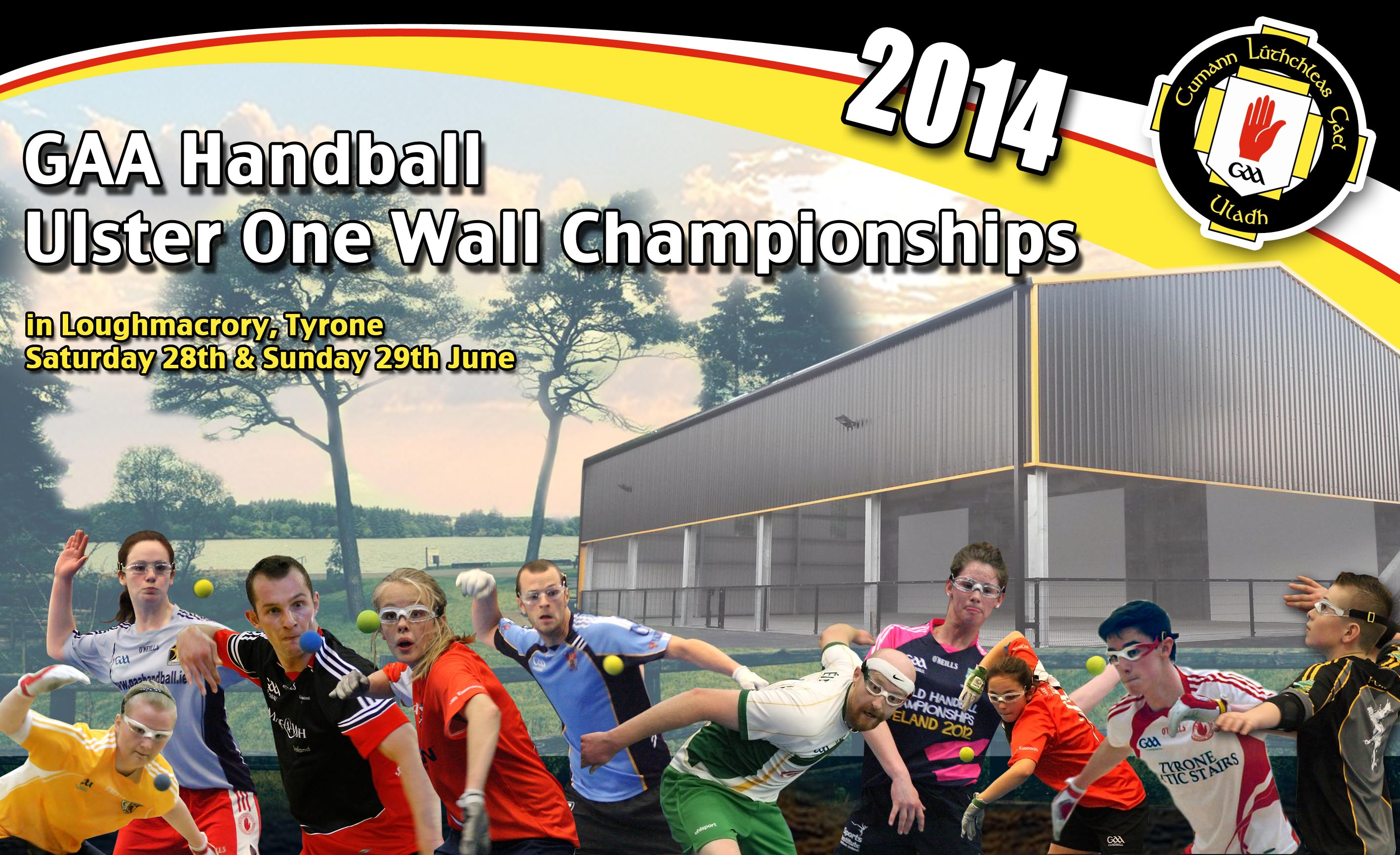 Ulster One Wall Championship Tournament in Loughmacrory