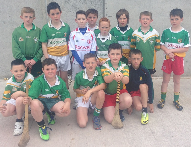 Allianz Cumann Na mBunscol Hurling & Camogie Tournament.