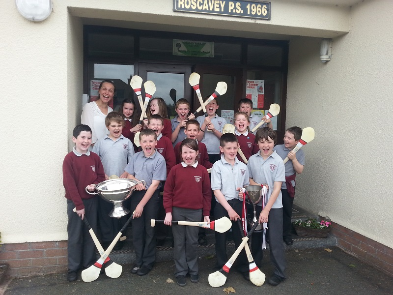 Nicky Rackard School Visits