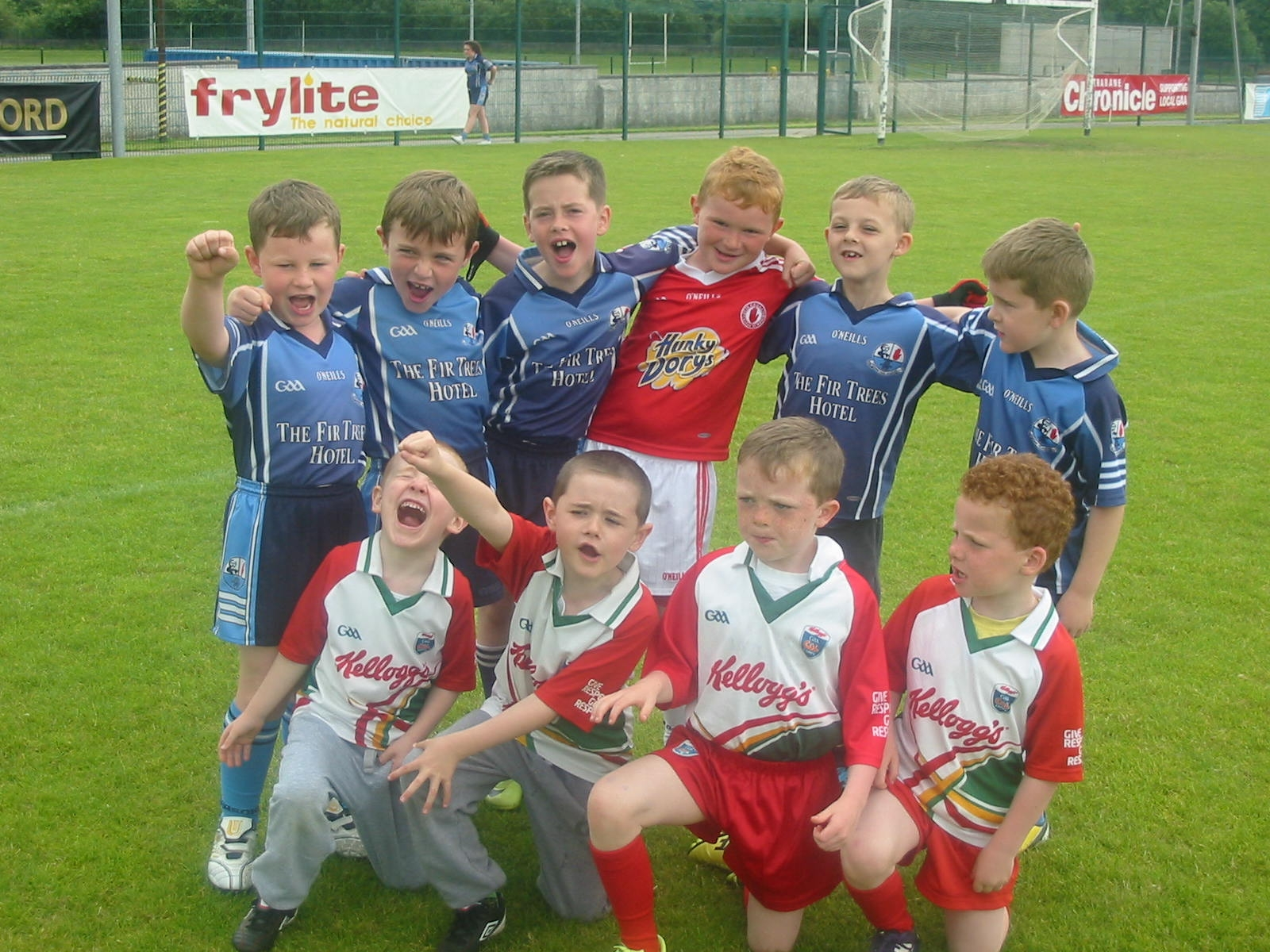 Strabane Sigersons G.A.A. Club Tyrone Summer Camp