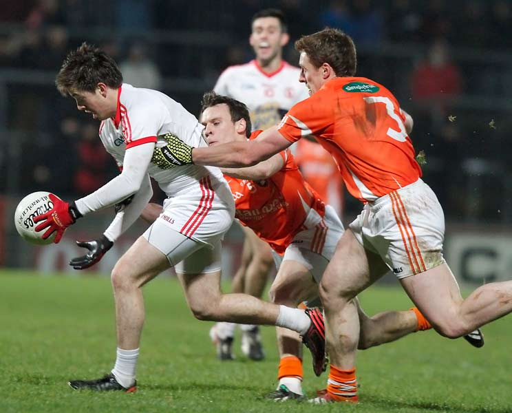 Tyrone v Armagh double bill Sunday