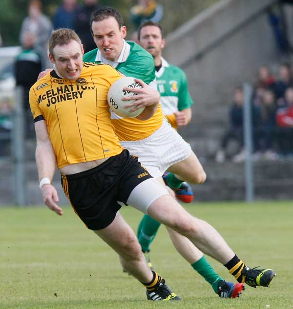 Hunky Dorys Tyrone Club Championship Semi Finals Confirmed