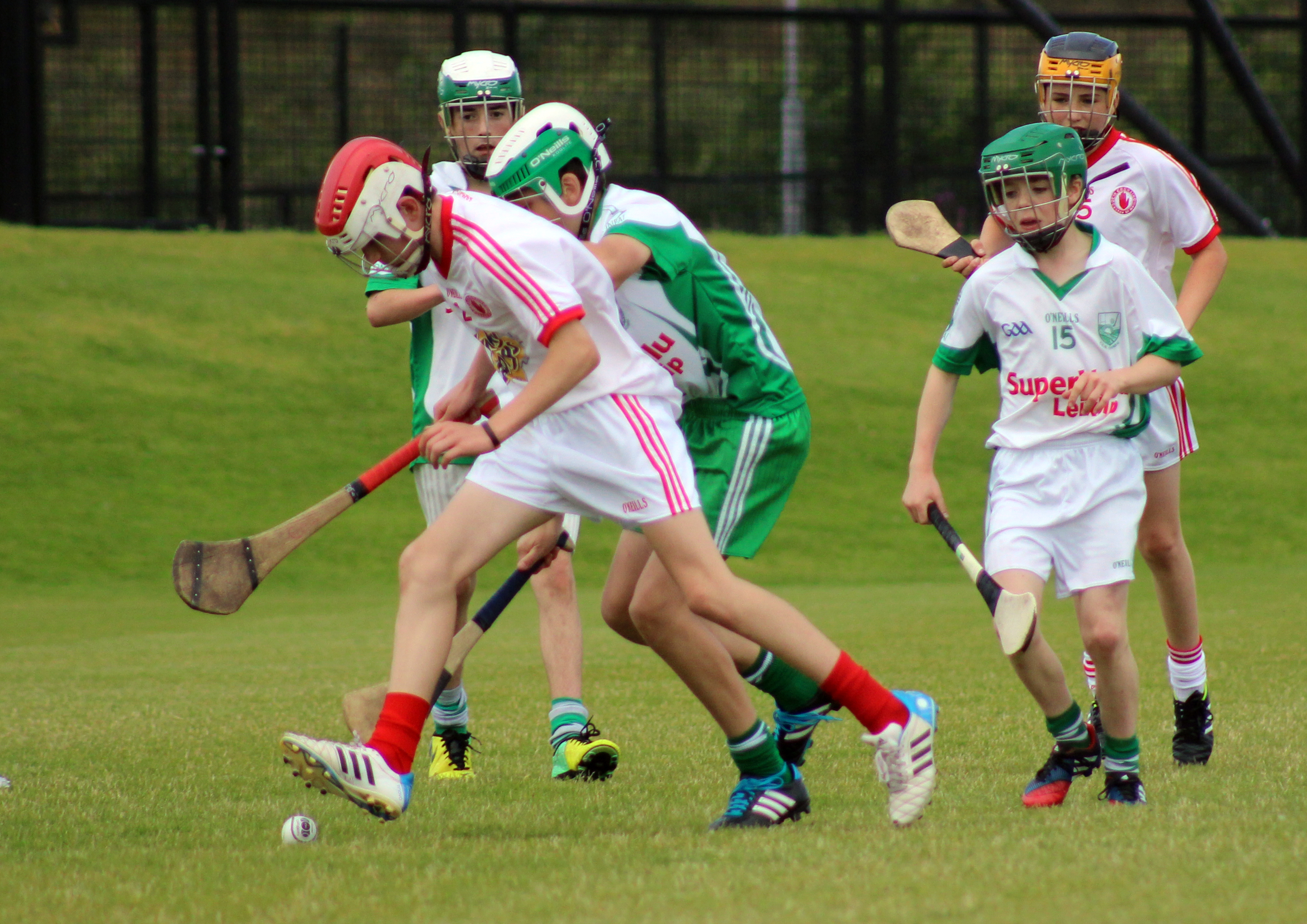 U14 Hurling Development squad Blitz 9th August