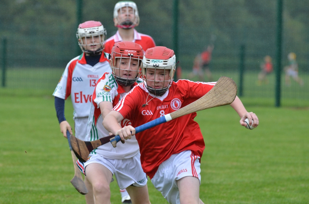 u14 Hurlers reach All Ireland Semi Finals