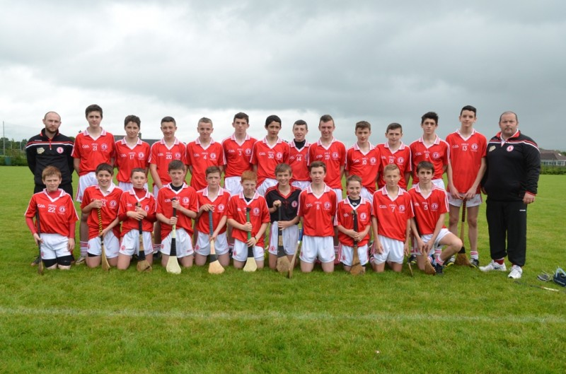 Tyrone U14 2014-08-30 82 all-Ireland