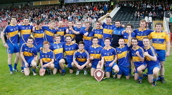 Donaghmore win U21 Grade 2 Championship