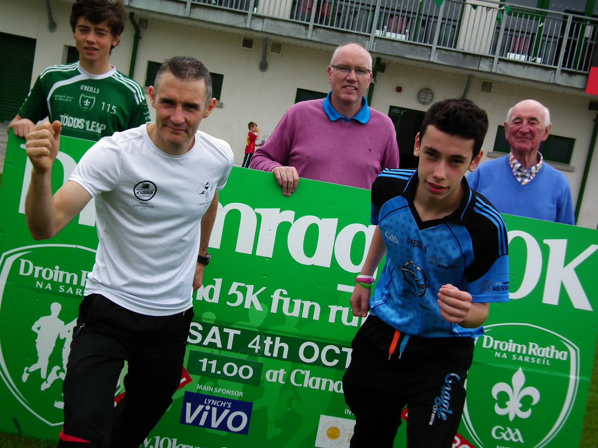 Drumragh 10k/5k –  Sat 4th October