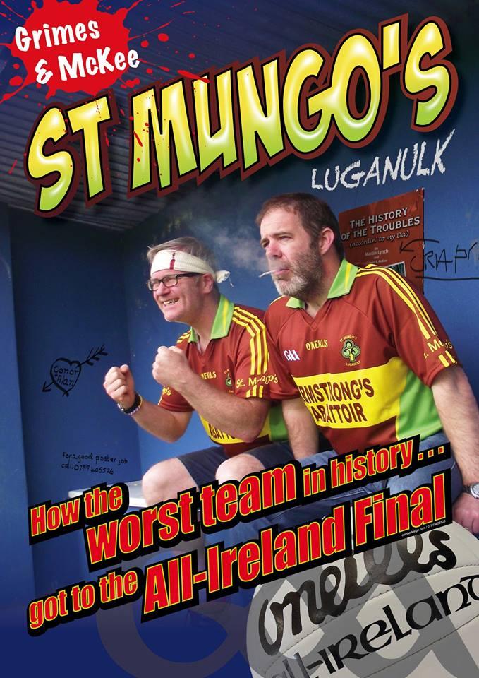Derrylaughan GAC present St Mungo's Luganulk