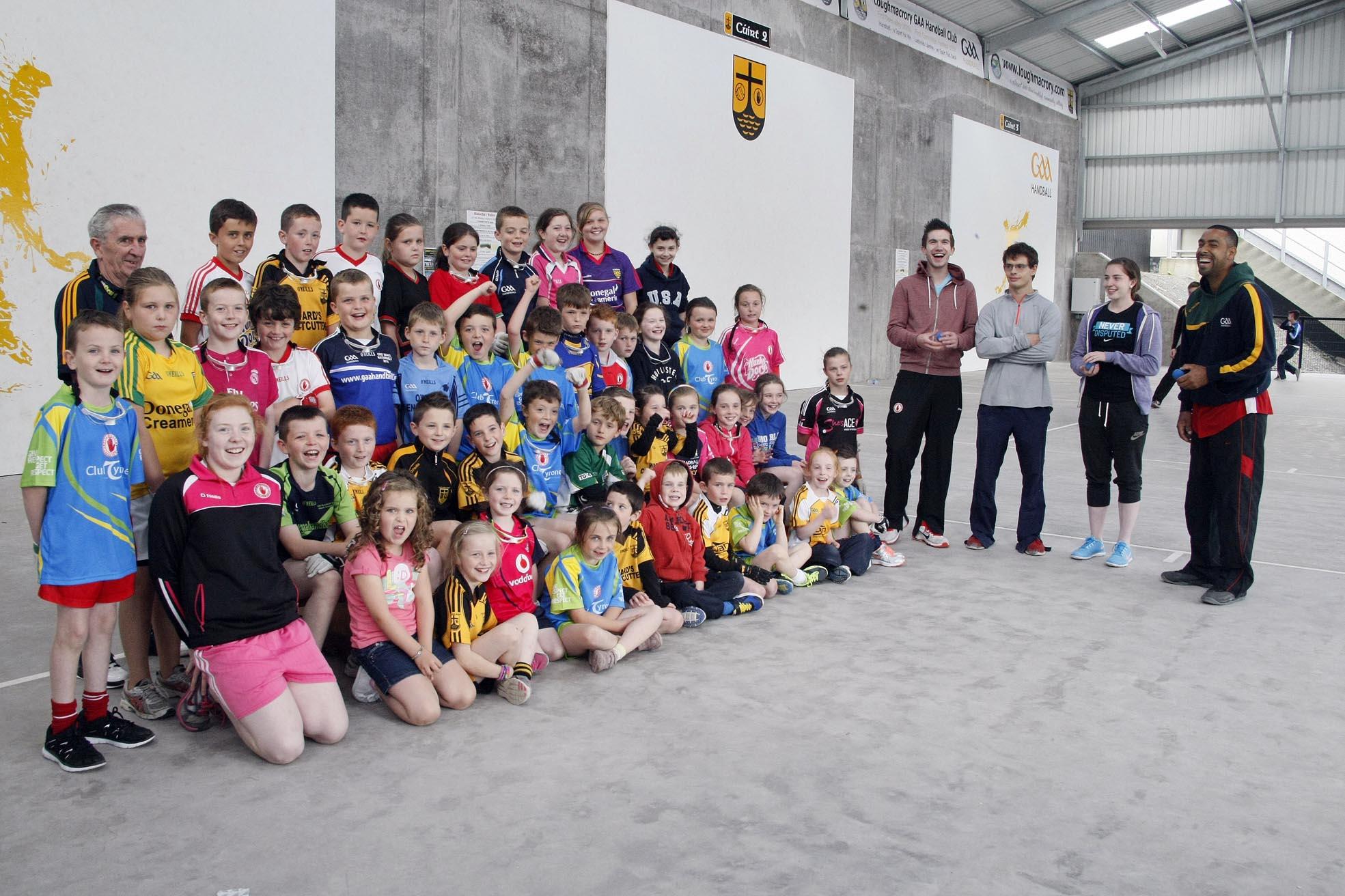 Tyrone GAA Handball News