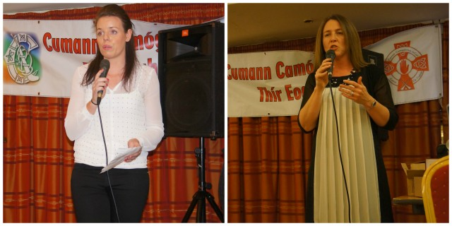 Tyrone Camogie Presentation evening