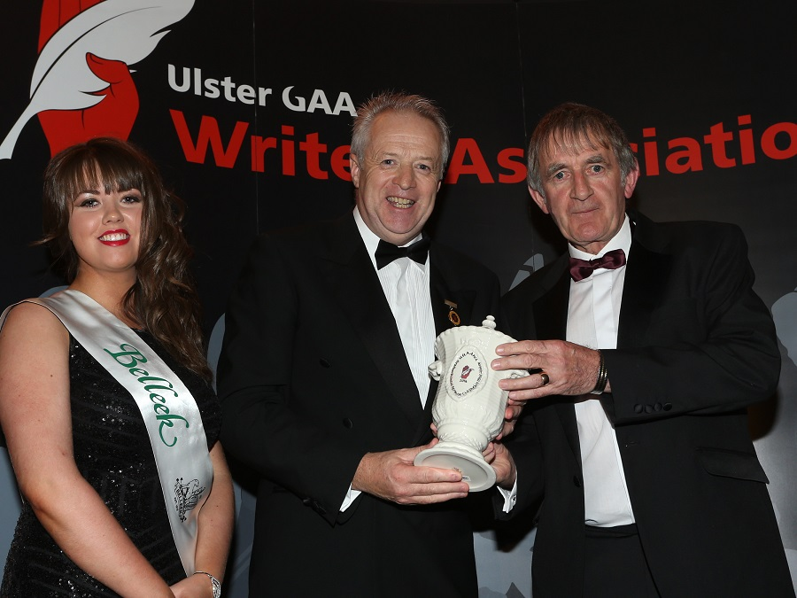 Success for Tyrone at Ulster GAA writers awards