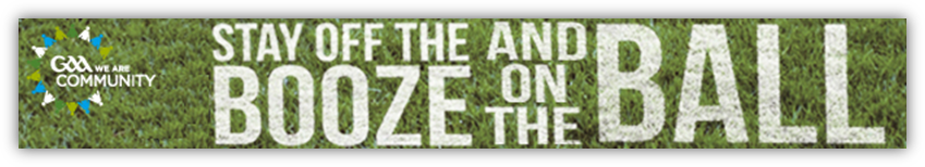 Off the Booze On the Ball 2015