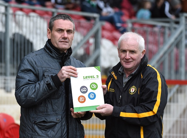 Tyrone Referee Academy Launched