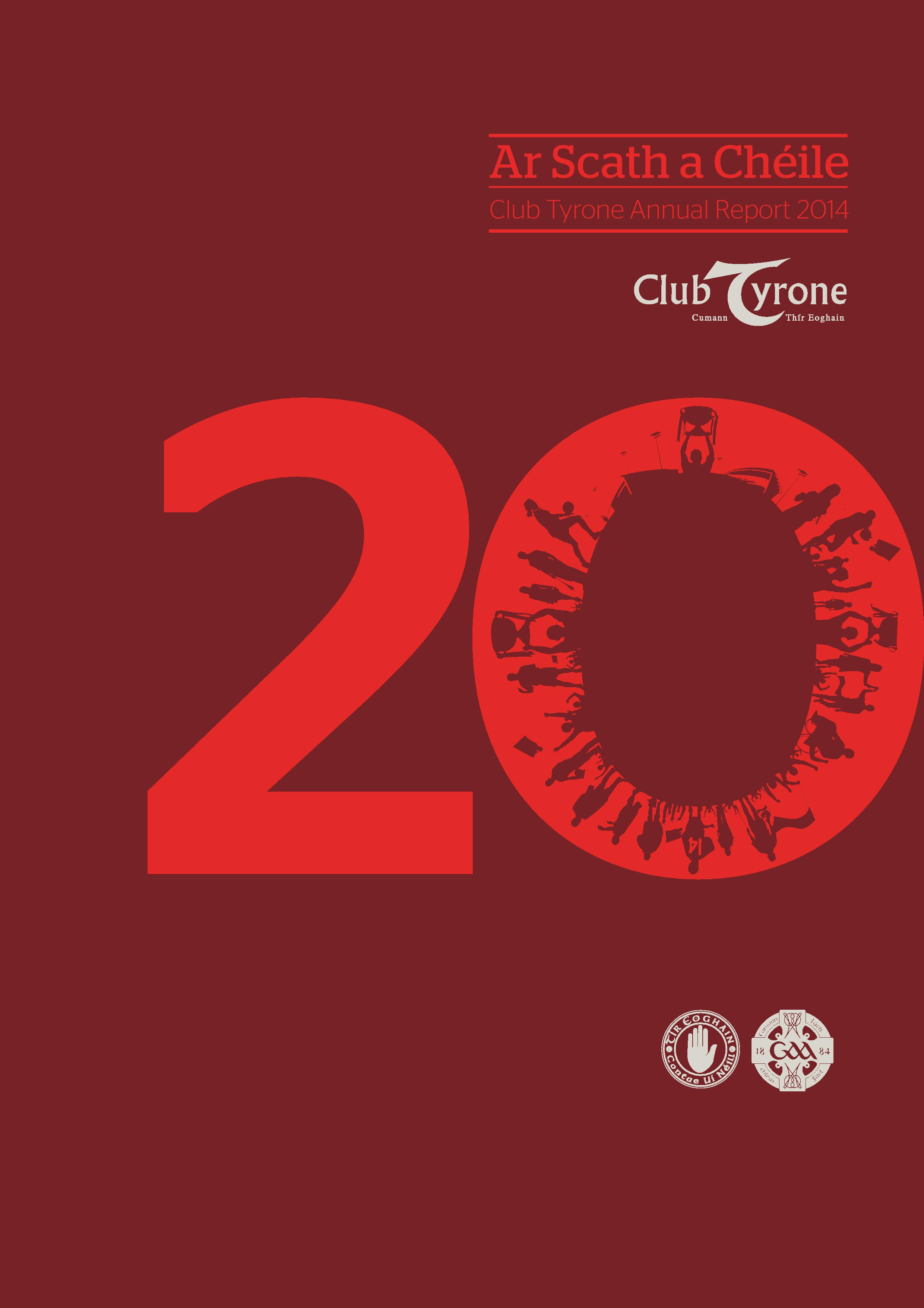 Club Tyrone Annual Report Now Available
