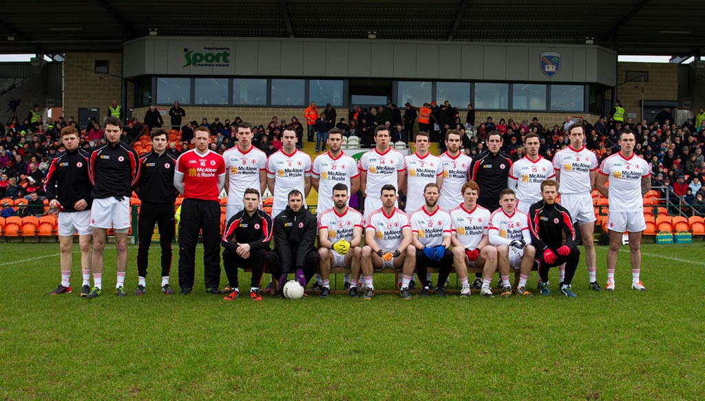 Tyrone defeat Armagh
