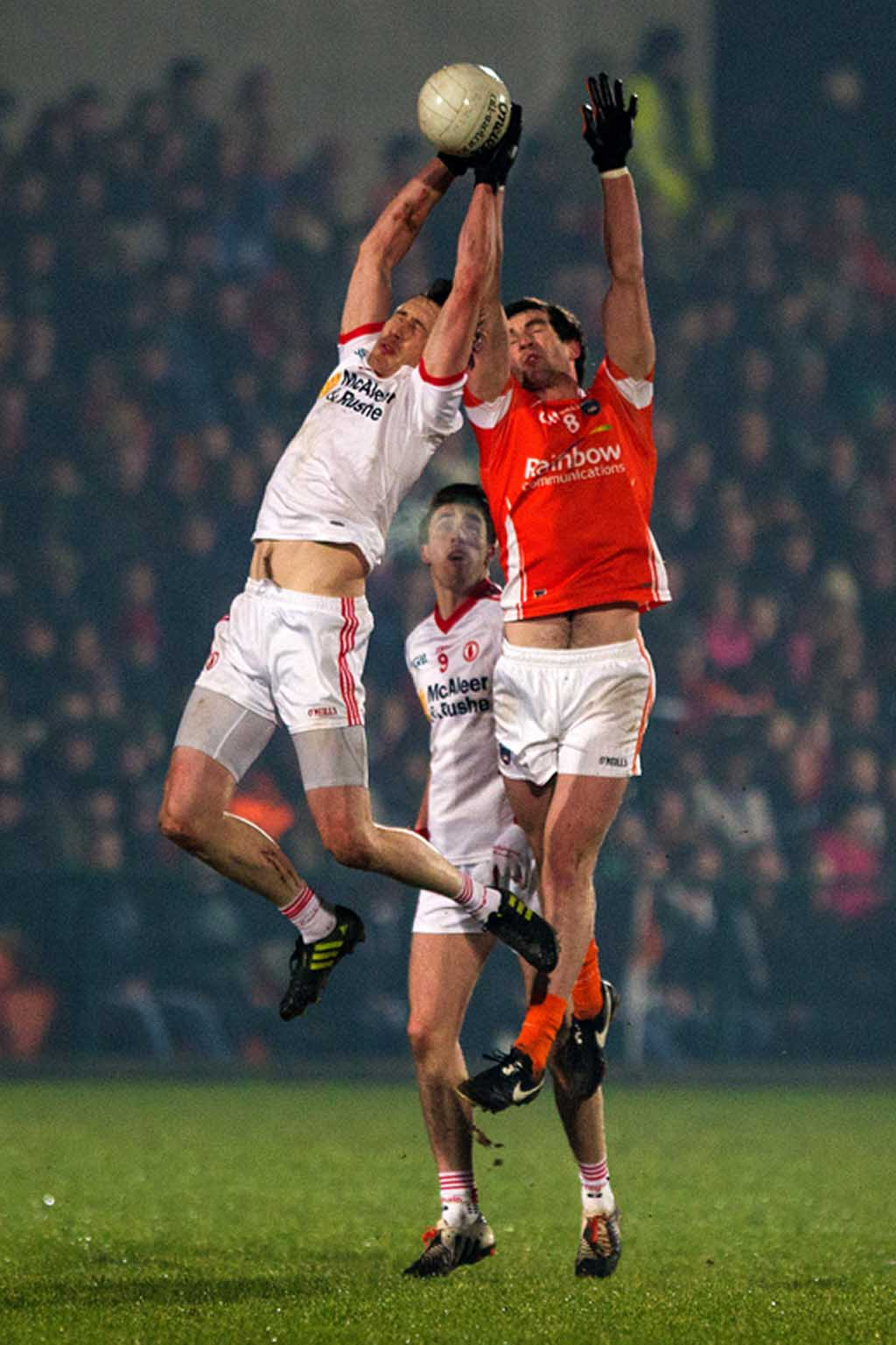 Tyrone advance to 6th consecutive McKenna Cup Final