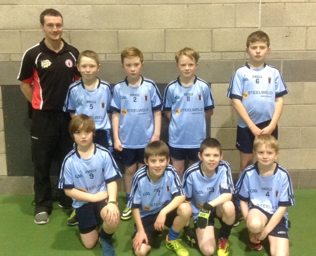 ALLIANZ Cumann na mBunscol –  Boys' Indoor Football Heat 4: COOKSTOWN