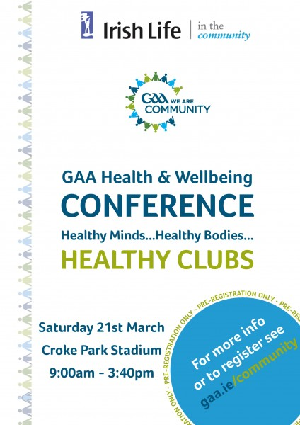 GAA National Health & Wellbeing Conference - Conference Flyer-page-001