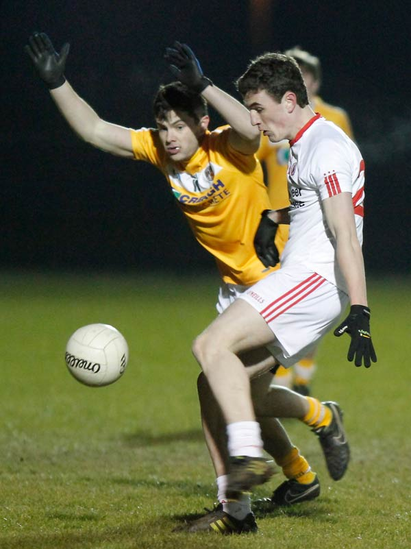 Mixed fortunes for Minors Footballers