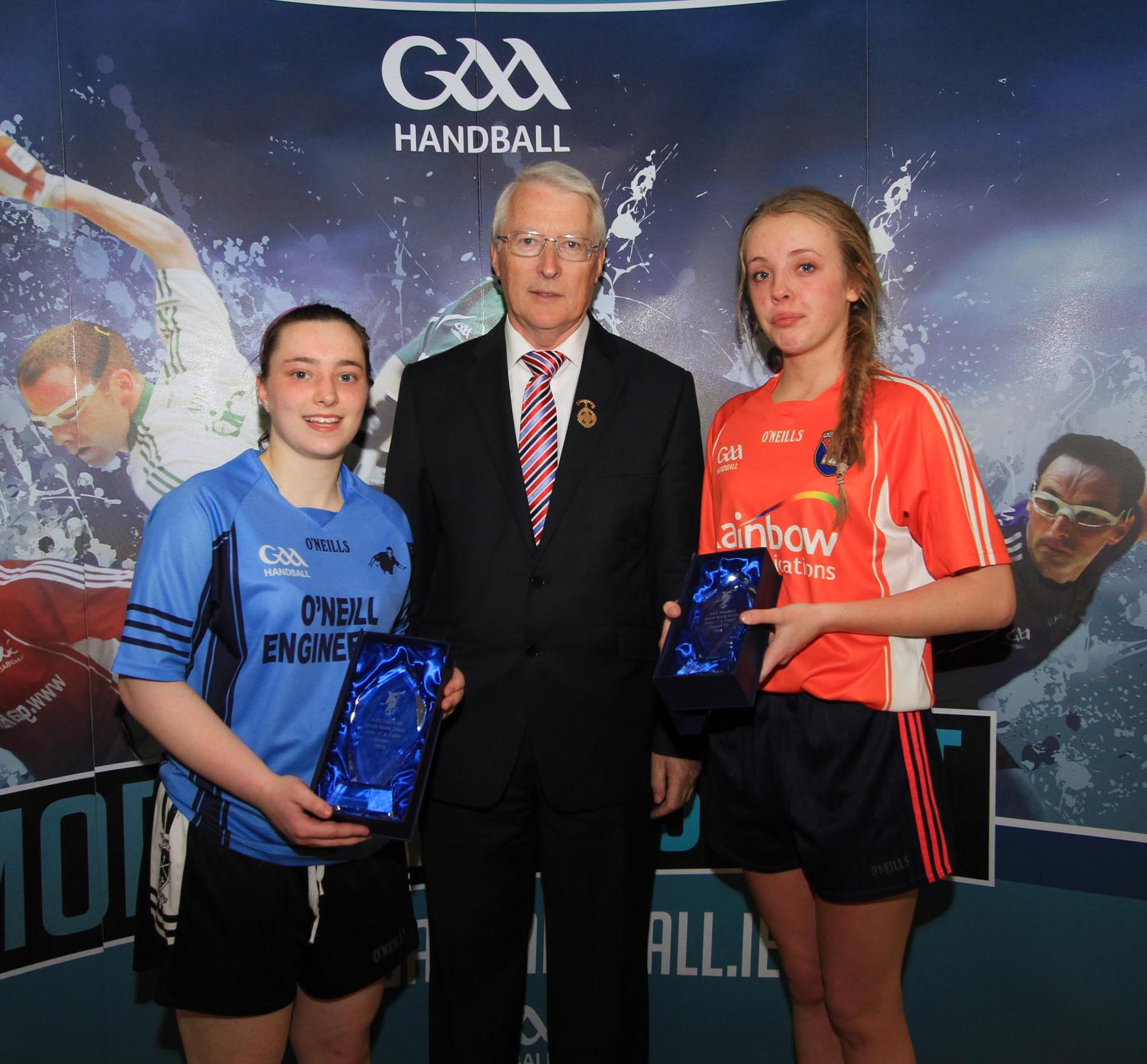 GAA Handball News