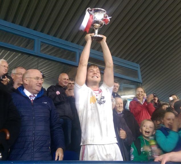 Tyrone claim U21 All Ireland for the first time since 2001!