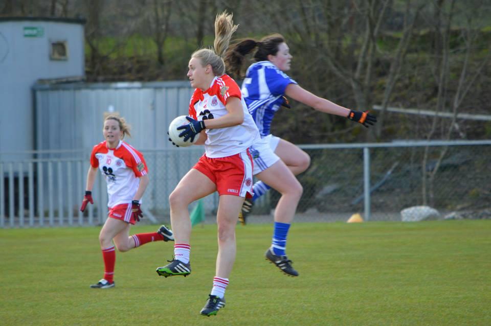 Woods Leads Ladies In Ulster