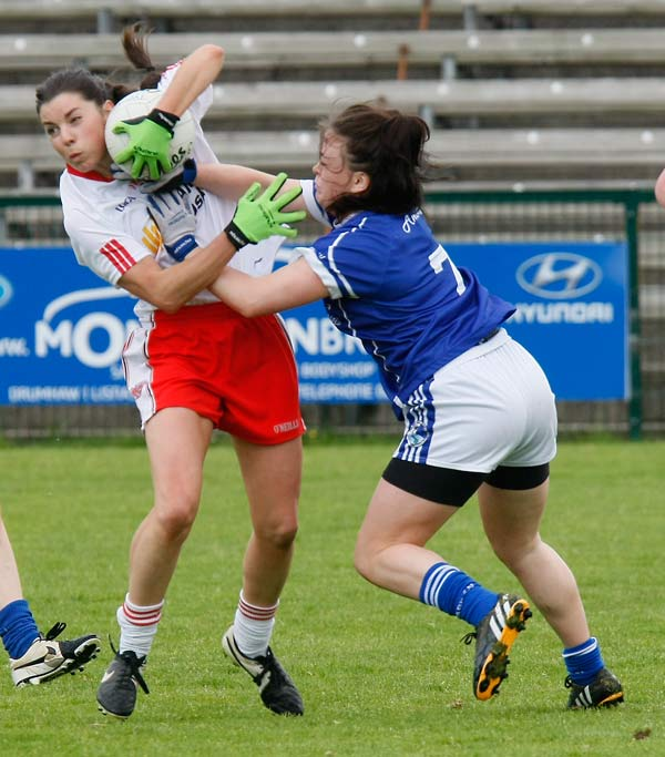 Ladies advance in Ulster Championship