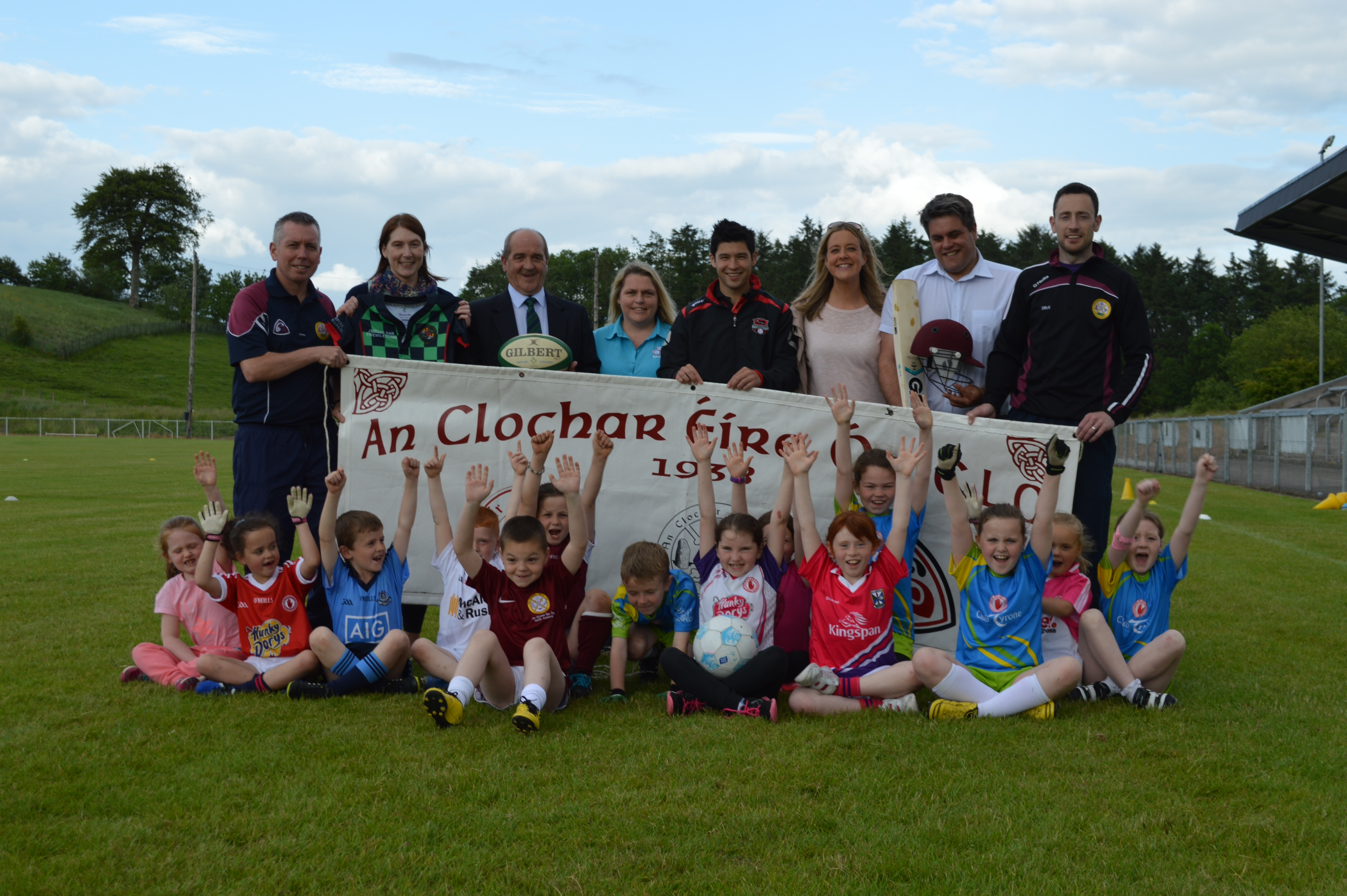 Clogher Éire Óg's Community Family Fun Day 19th July