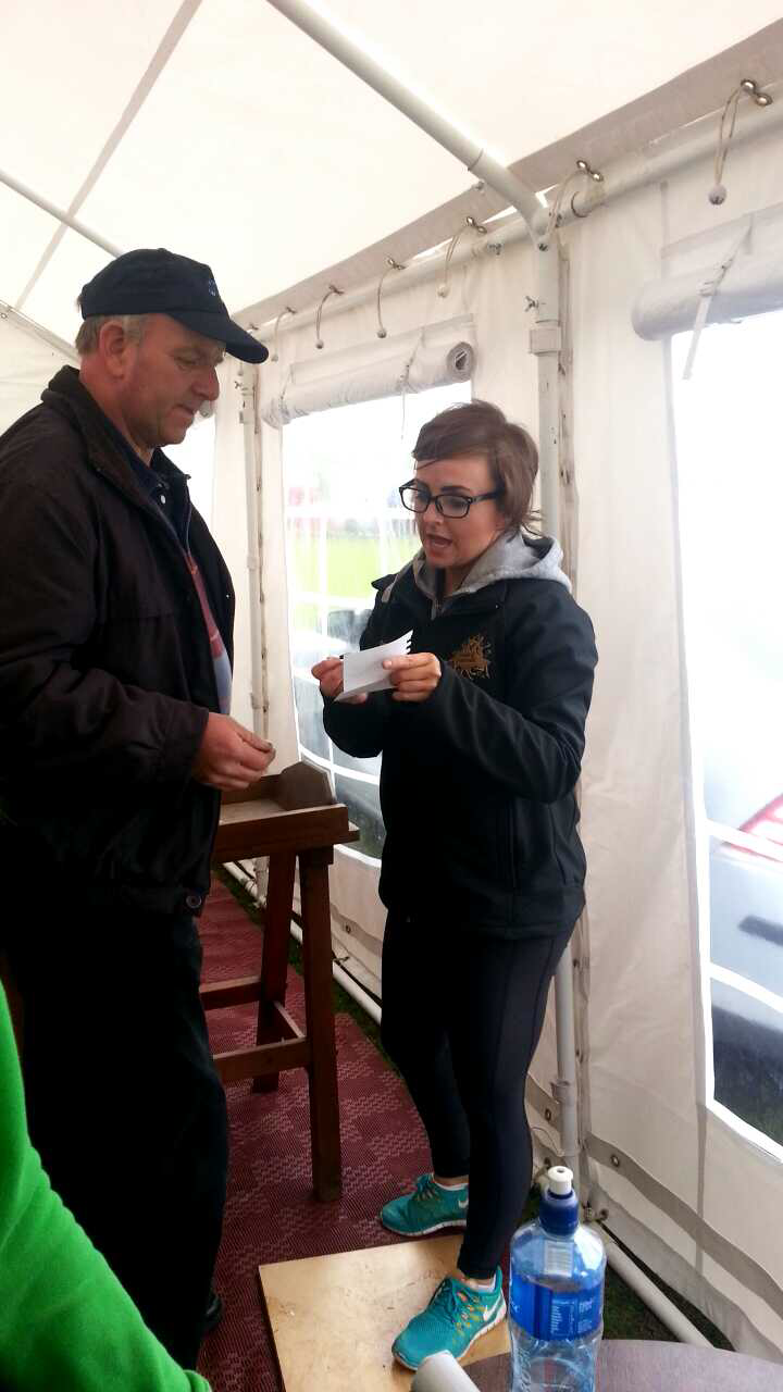 Greencastle St Patrick's offer Health Check at Vintage Day