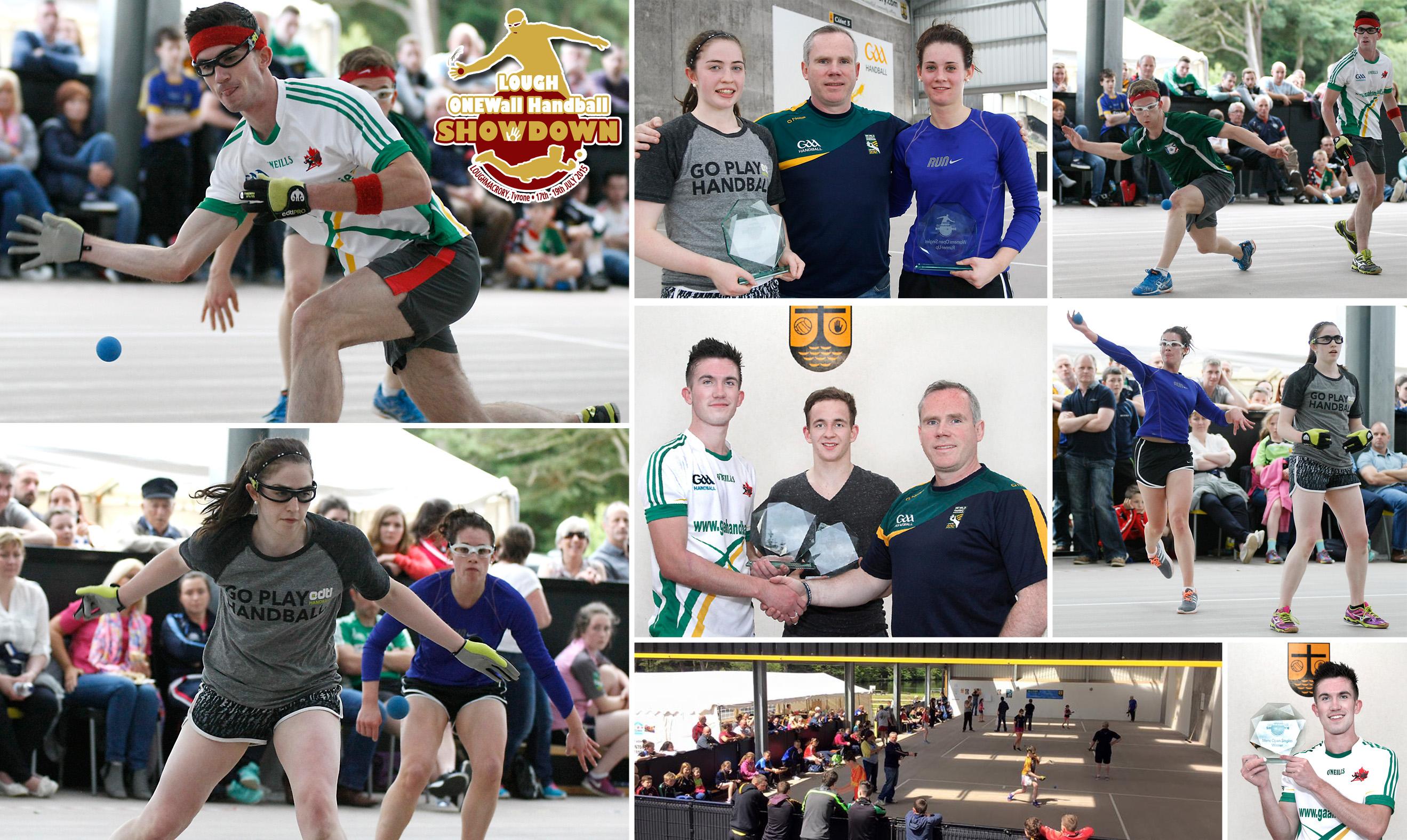 Lough One Wall Showdown provides feast of GAA Handball action
