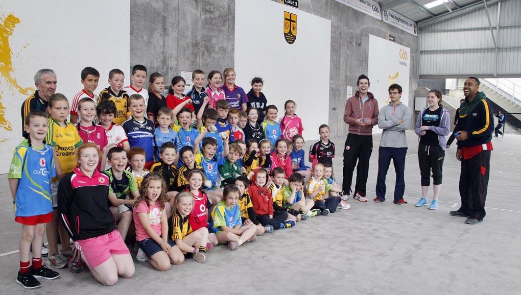 Lough 1Wall GAA Handball Showdown 2015