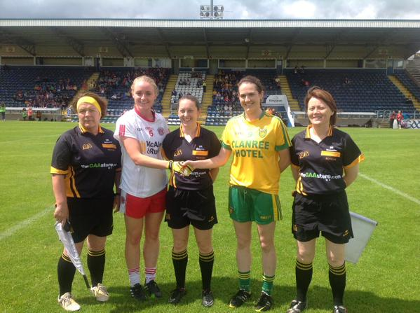 Ladies Bow Out In Ulster