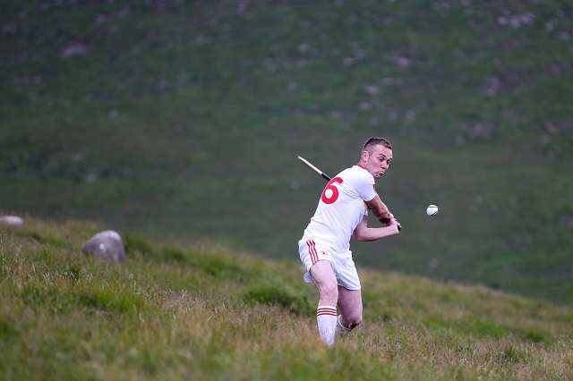 Paddy McKillion in All Ireland Poc Fada Final on Saturday