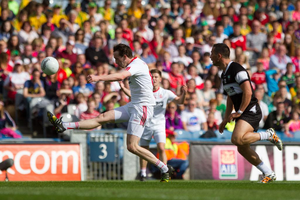 Tyrone defeat Sligo to reach Quarter Final