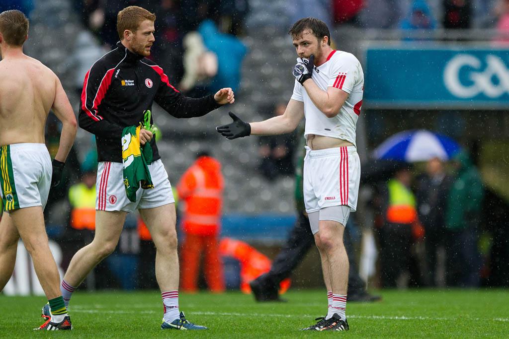 GAA Football All-Ireland Senior Championship Semi-Final: Kerry 0-18 Tyrone 1-11