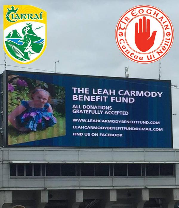 FOR LEAH FUNDRAISING DRIVE