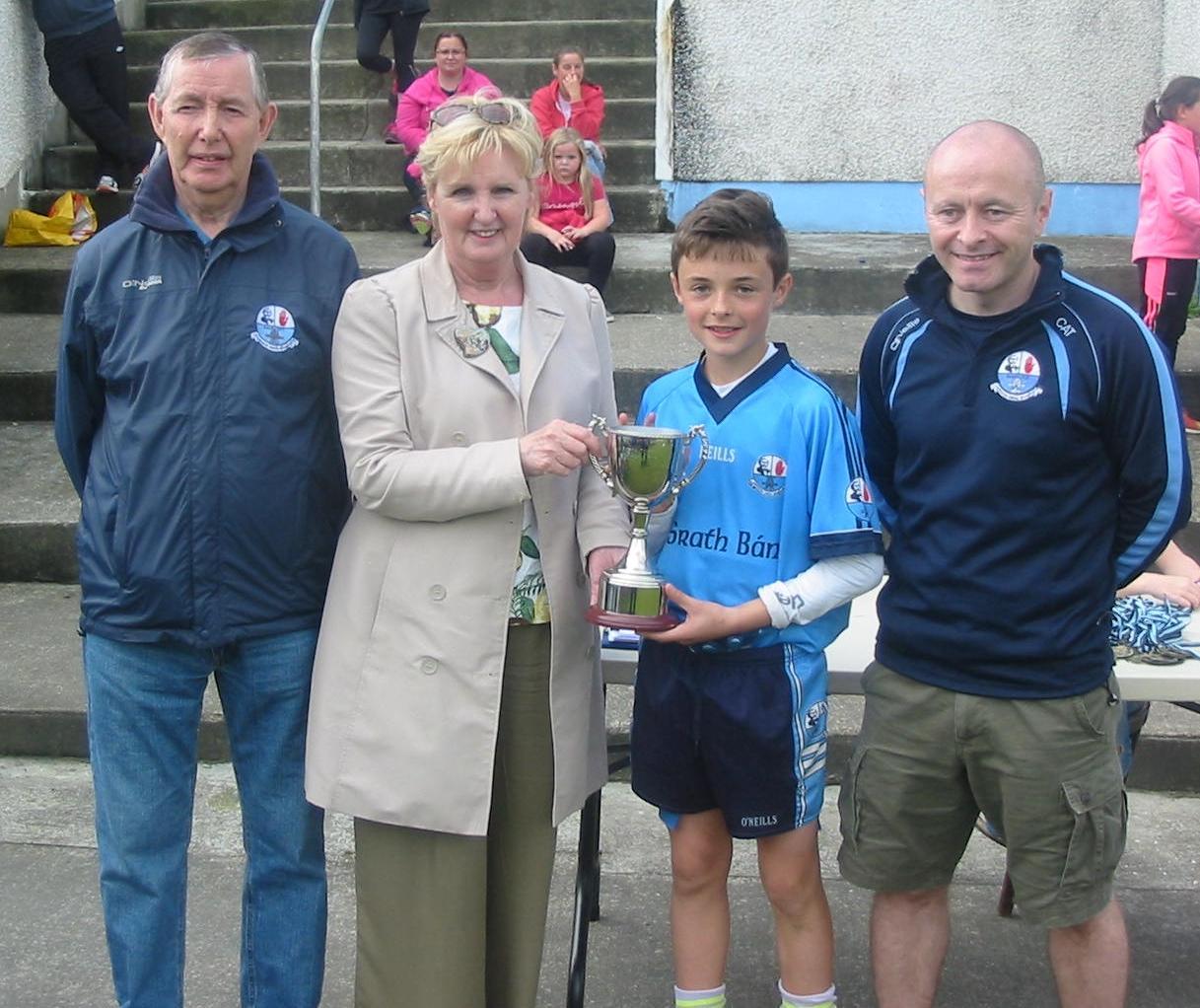 Peter Duffy Under 12 Boy's Memorial Tournament