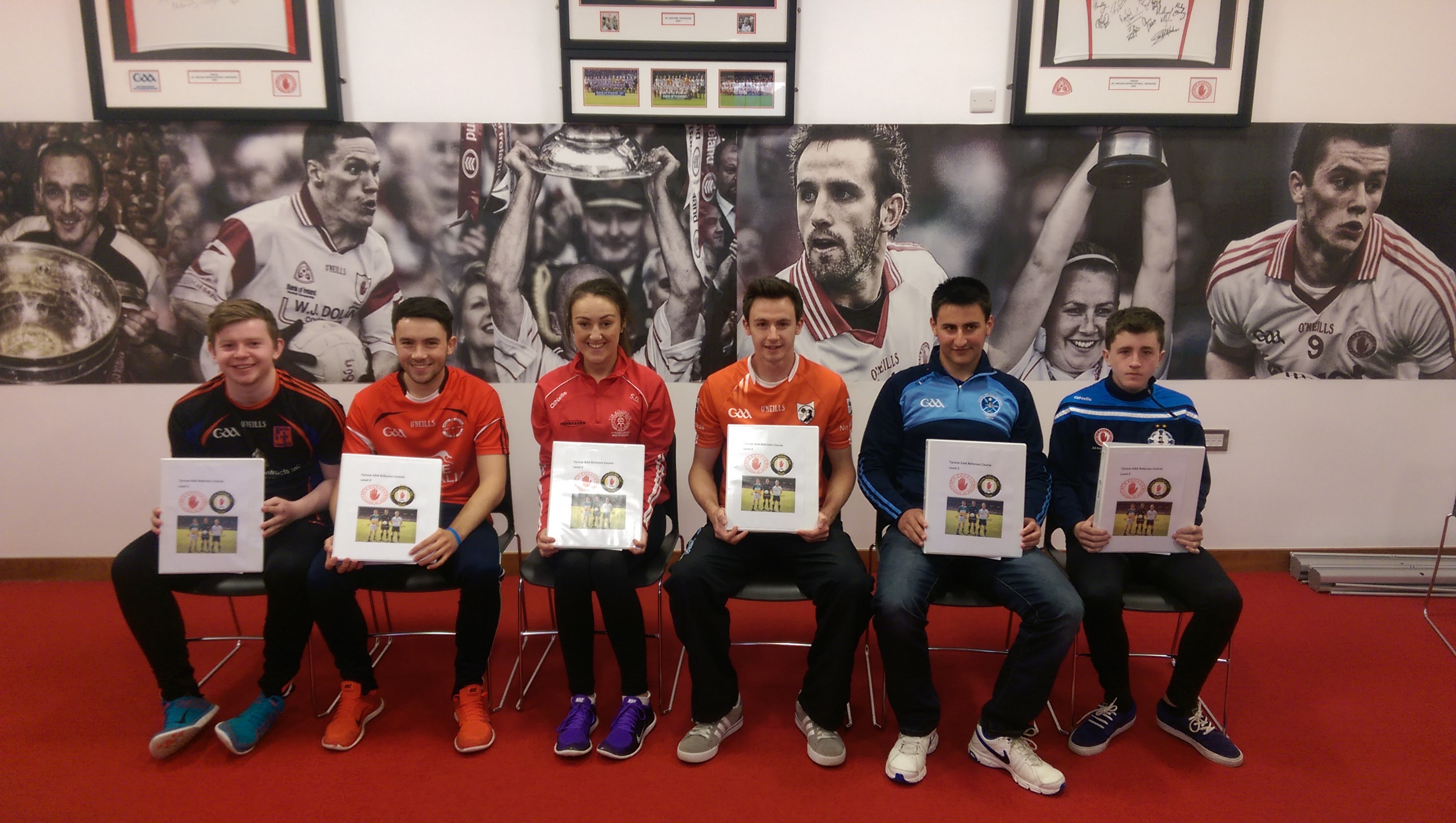Tyrone Launch Young Referee's Academy Launched