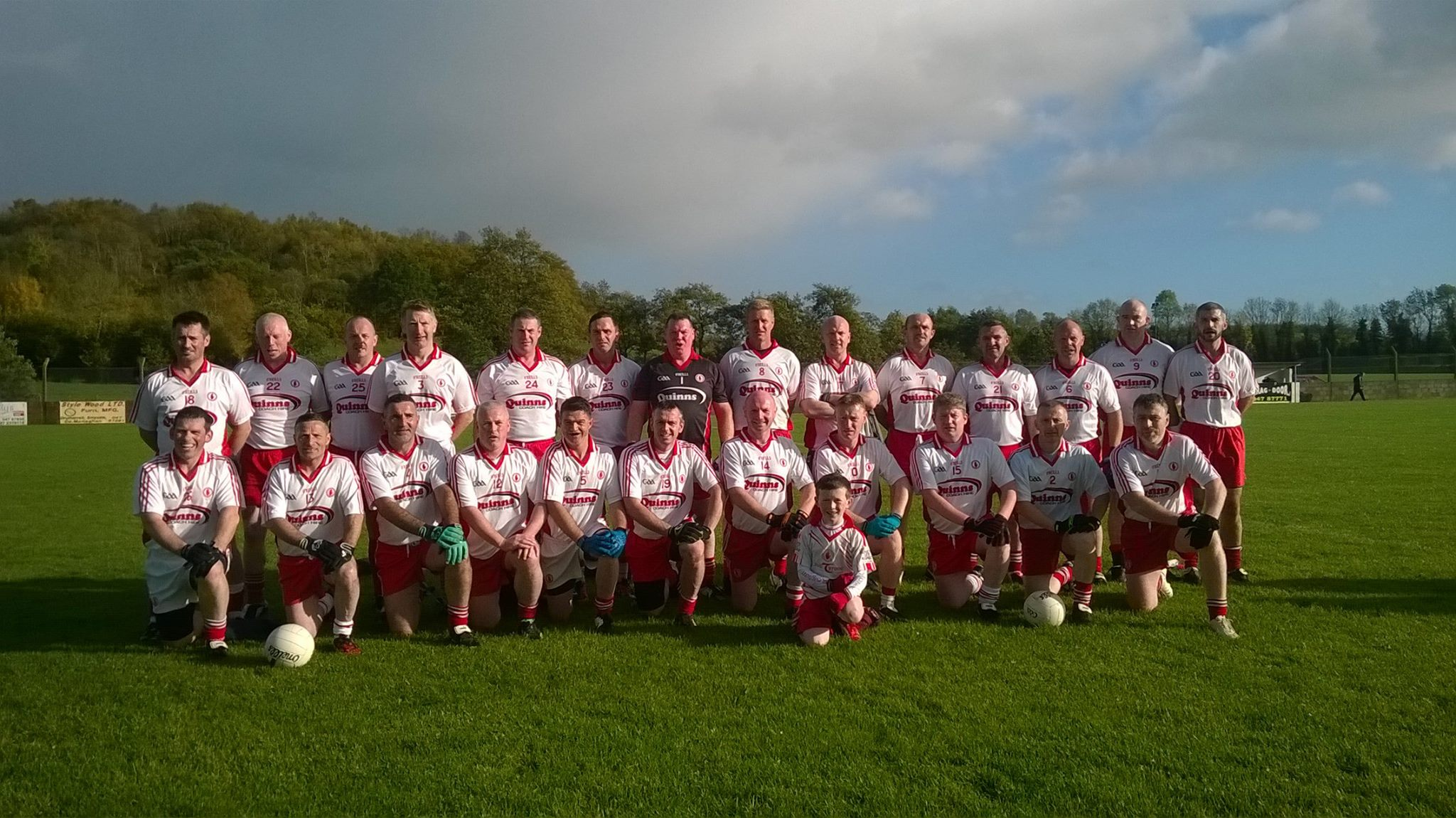 Masters reach All Ireland Final